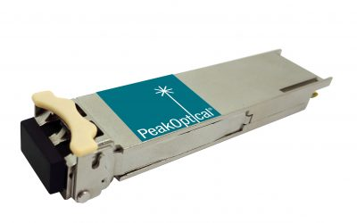 NEW! The QSFP+ 10G SR L1 optical transceiver is now available!