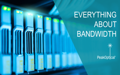 Everything you need to know about Bandwidth