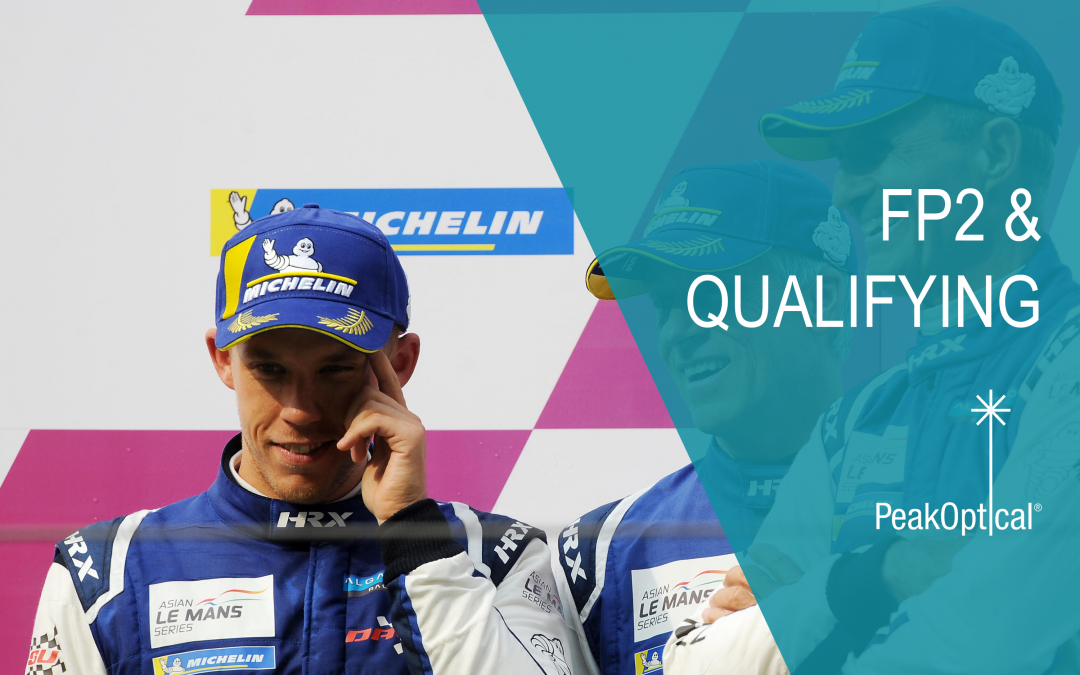 Reaction after FP2 and qualifying – Asian Le Mans Series 2018/2019