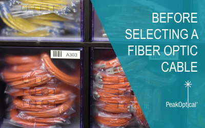 Things you need to know before choosing  any fiber optic patch cord